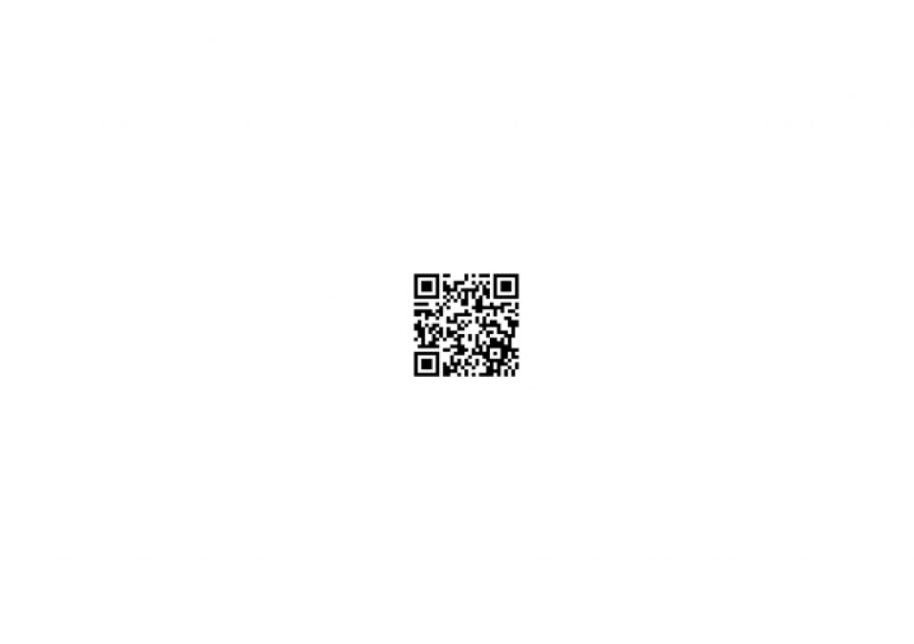 予約カレンダ-QRコード